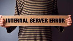 server-message
